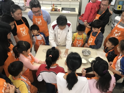 親子老婆餅製作班 | Parent-child Winter Melon Pastry Class