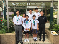 "可譽「飛魚」闖學界 排除萬難奪獎牌 |Ho Yu ""Flying Fish"" reaches their peak performance and wins medals in the inter-school competition"