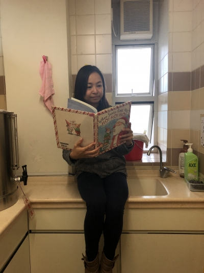 World Book Day - Unusual Reading Spot Contest 2018-19