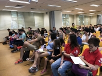 小一新生輔導日 | Orientation Day for New Primary One Students